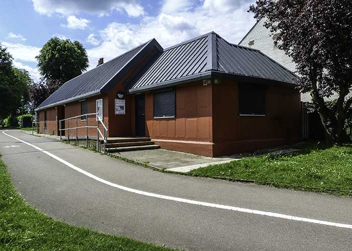 Ransoms Sports Pavilion